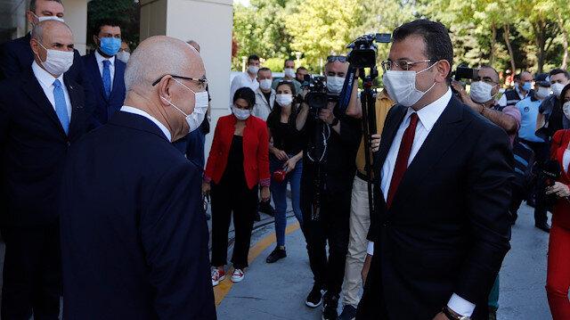 İBB Başkanı Ekrem İmamoğlu'nun dili sürçtü: Aklım İstanbul'da ne yapayım