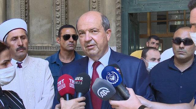 KKTC Başbakanı Tatar: NAVTEX haklı bir adım Türkiye sadece bölgenin değil, dünyanın lider ülkesi
