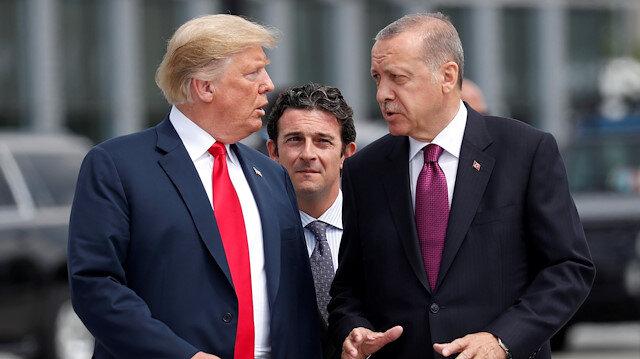 Trump: Erdoğan çok zeki, Joe Biden onunla baş edemez