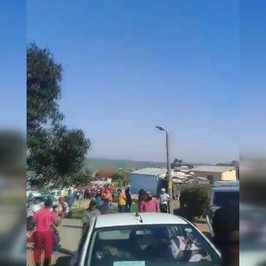 Güney Afrika'da 69 mahkum firar etti: Polis insan avı başlattı