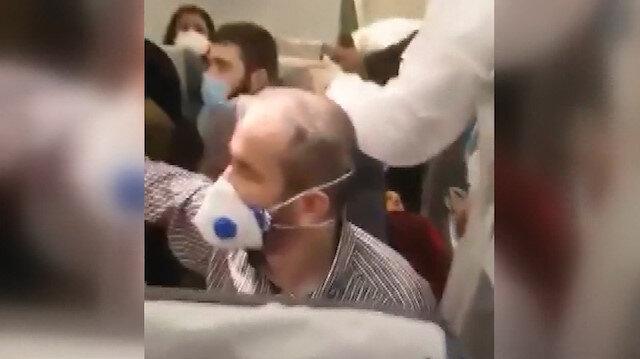 İran yolcu uçağı ABD'ye ait savaş uçağı tarafından taciz edildi
