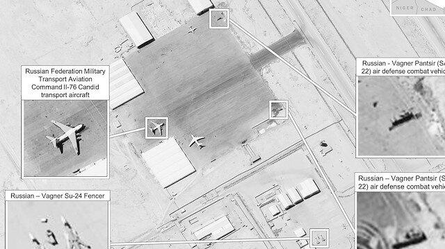 Rusya Libya'da suçüstü yakalandı:  Askeri ekipman gönderildiği esnada fotoğraflar ortaya çıktı
