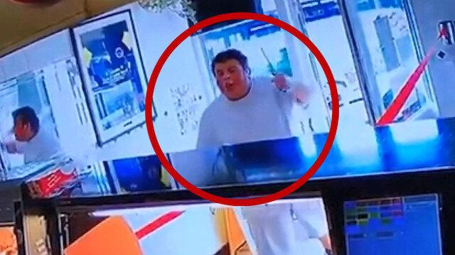 İngiltere'de hayrete düşüren olay: Kebapçıyı bıçakla tehdit ederek cips istedi