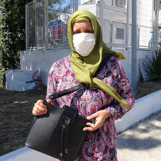 Muğlada köpeklerin saldırısına uğrayan kadın korku dolu o anları anlattı
