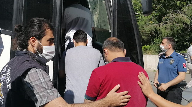 Ankara Emniyet Müdürlüğünden FETÖ'ya 6 yılda 935 operasyon