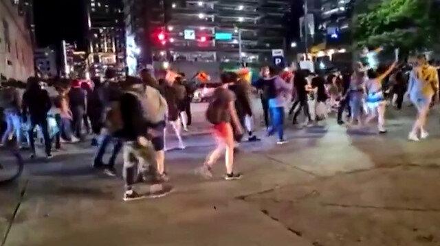 ABD'deki protestolarda göstericilere ateş açılması sonucu bir kişi öldü
