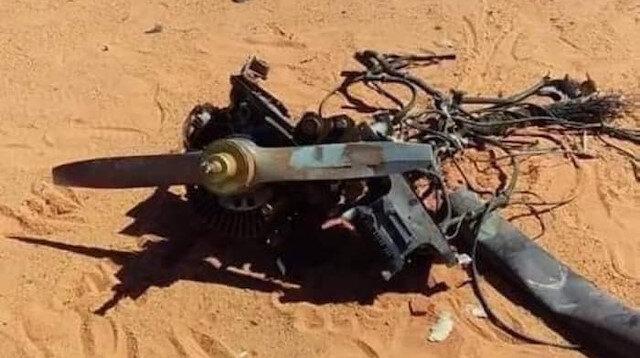İsrail orduya ait bir İHA'nın Lübnan sınırları içinde düştüğünü açıkladı