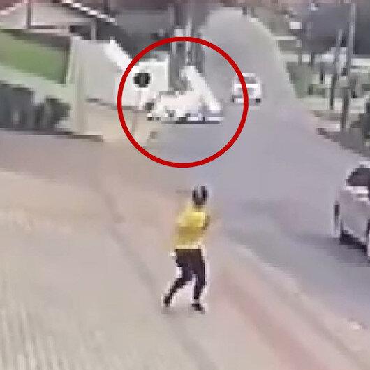 Brezilyada yere çakılan uçaktan pilot ve yolcu sağ kurtuldu