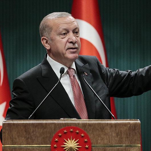 Cumhurbaşkanı Erdoğandan gençlere çağrı: Camilerimizi ihmal etmeyin