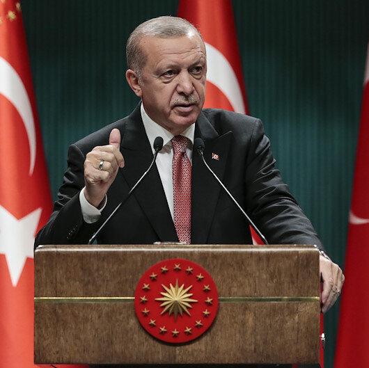 Cumhurbaşkanı Erdoğan: Muhalefet adına yaptıkları tek şey bizi iftiralarla kötülemek