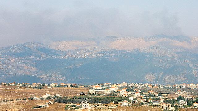 İsrail, Lübnan'ı vurdu