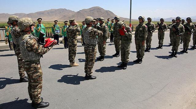 Türk ve Azerbaycan orduları dev tatbikata hazır