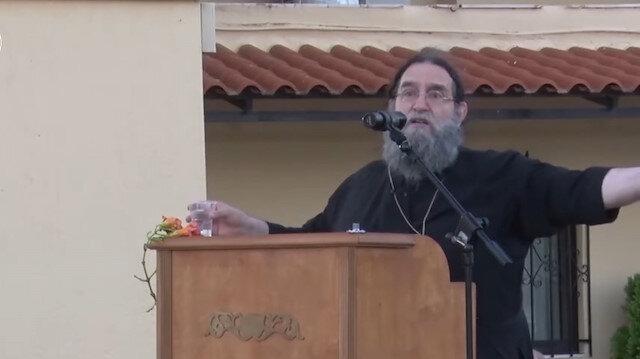 Yunan rahip Papanikolaou: Türkler olmasaydı Ayasofya düşerdi, manastırları kapatan bizim yöneticilerimiz değil miydi?