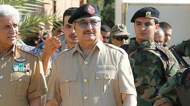 İsrail'den gizli destek: Mossad ajanları Hafter'in komutanlarını Mısır'da eğitiyor