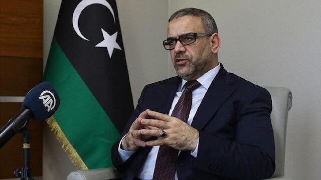 Libya Devlet Yüksek Konseyi Başkanı Mişri: Hafter'i 10 ülke destekliyor, Türk güçleri ile meşruiyetimizi savunuyoruz
