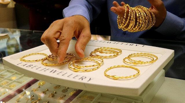 Çeyrek ve gram altın fiyatları son yılların zirvesinde