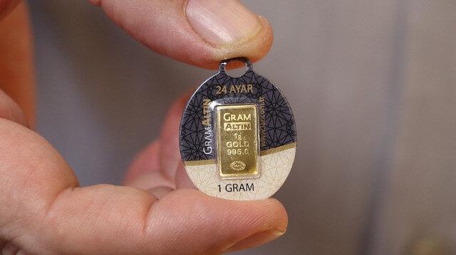 Vatandaşların yeni gözdesi oldu: Yarım gram altın yok satıyor