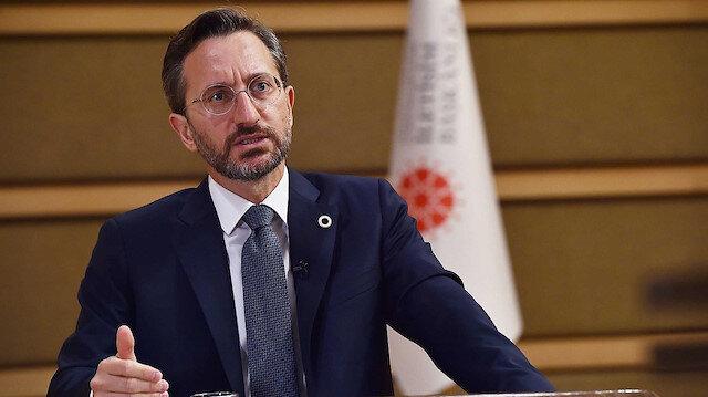 İletişim Başkanı Altun'dan Yunanistan'a Yunanca mesaj: Milletimizin kültürel ve dini çeşitliliğini korumak için görülmemiş adımlar attık