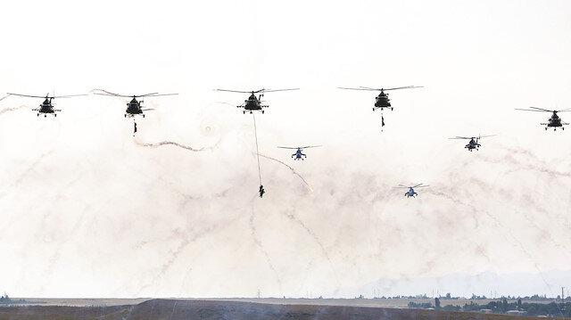 TurAz Kartalı başlıyor: Türk ve Azeri ordusu bugün ortak tatbikata başlıyor