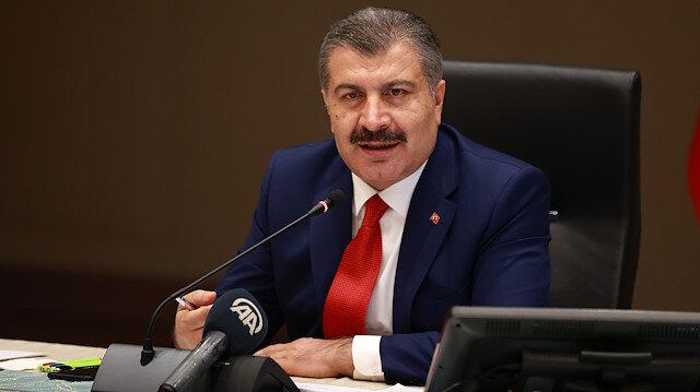 Sağlık Bakanı Koca'dan il sağlık müdürlerine bayram talimatı: Salgın yönetiminde en ufak bir gevşeme yaşanmamalı
