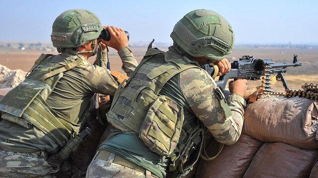 Şırnak/Gabar kırsalında 4 terörist etkisiz hale getirildi