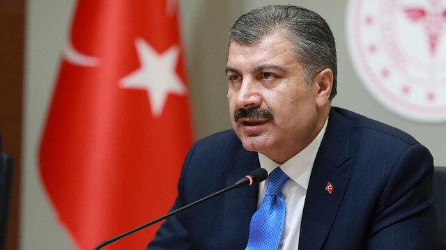 Sağlık Bakanı Fahrettin Koca 30 Temmuz koronavirüs sonuçlarını açıkladı: Ölü sayısı 15, vaka sayısı 967