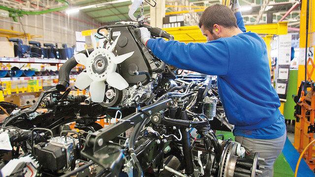 Alman ekonomisi yüzde 10 küçüldü