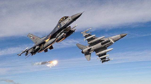 MSB: Irak'ın kuzeyindeki Avaşin-Basyan'da 3 PKK'lı terörist, hava harekatıyla etkisiz hale getirildi