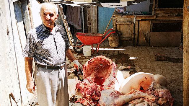 Malatya'da kesilen büyükbaşın organlarından çıkanlar şoke etti: Bakanlığa haber verdi