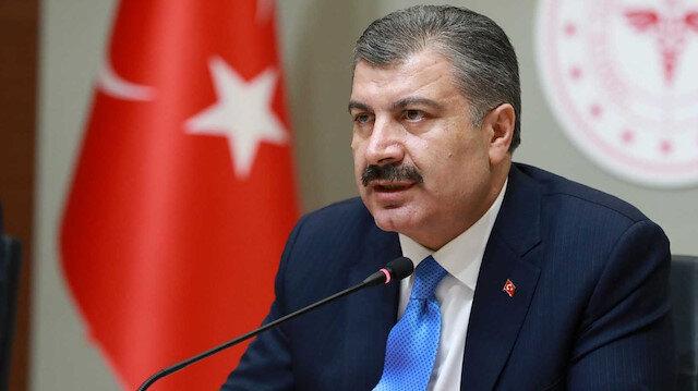 Sağlık Bakanı Fahrettin Koca 31 Temmuz koronavirüs sonuçlarını açıkladı: Ölü sayısı 17, vaka sayısı 982