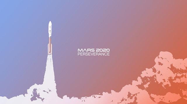'Azim'in Mars yolculuğu başladı