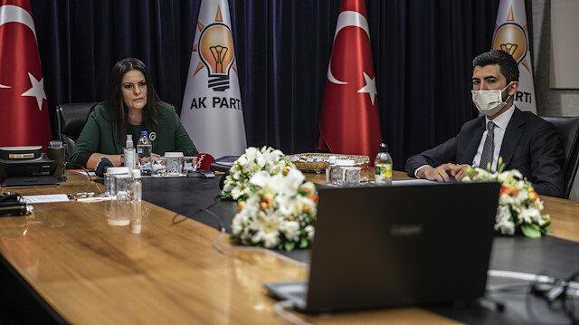 AK Parti'nin siyasi partilerle bayramlaşma programı belli oldu