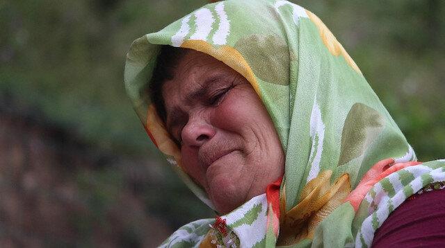 Şehit Eren Bülbül'ün annesinin içleri yakan bekleyişi