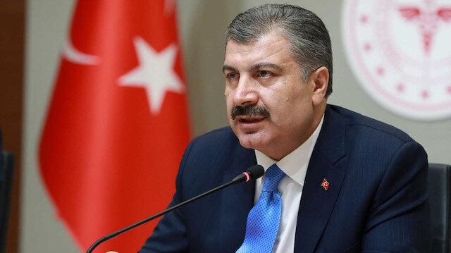 Sağlık Bakanı Fahrettin Koca 1 Ağustos koronavirüs sonuçlarını açıkladı: Ölü sayısı 19, vaka sayısı 996
