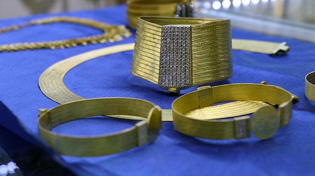Altın kaplamalı gümüşlere talep arttı: Sadece alan biliyor