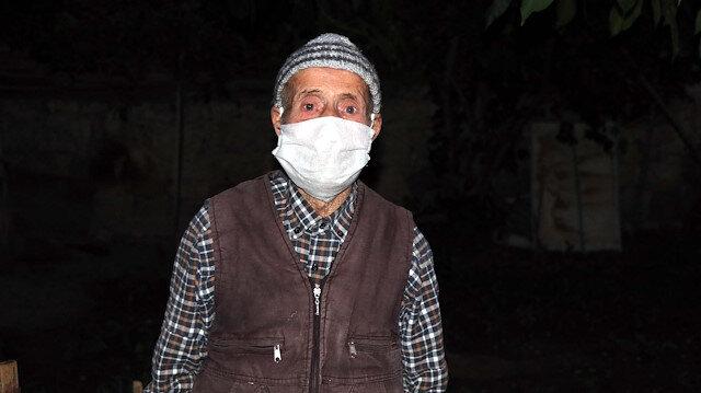 90 yaşında koronavirüsü yenen İsmail amca: Şüphelendiğiniz kişilere yaklaşmayın aranıza mesafe koyun