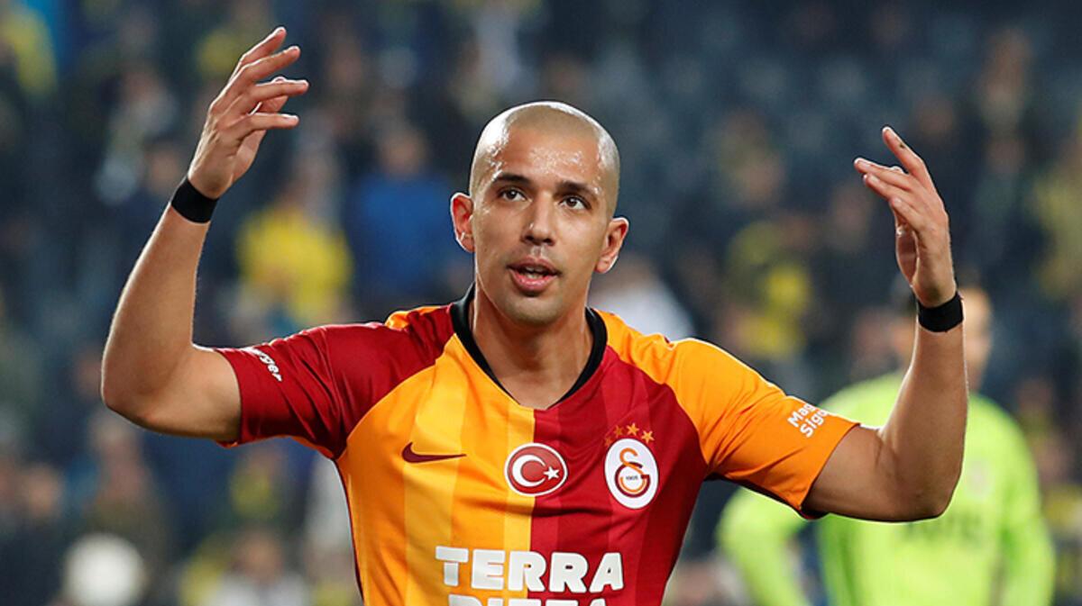 Feghouli, bu sezon sarı-kırmızılı formayla çıktığı 36 maçta 7 gol atarken, 6 da asist kaydetti.