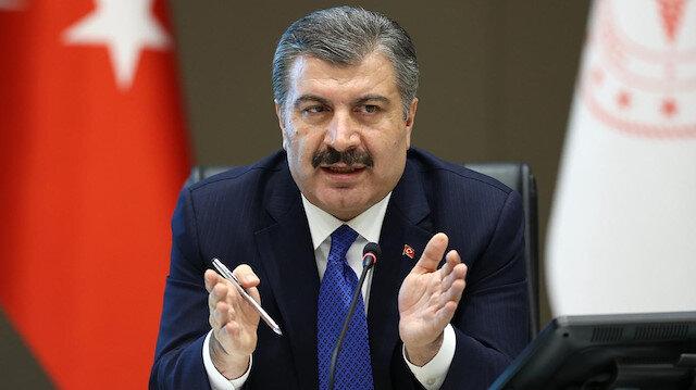 Sağlık Bakanı Fahrettin Koca 2 Ağustos koronavirüs sonuçlarını açıkladı: Ölü sayısı 18, vaka sayısı 987