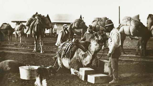 Avustralya'nın ilk camisini Afgan deveciler yaptı