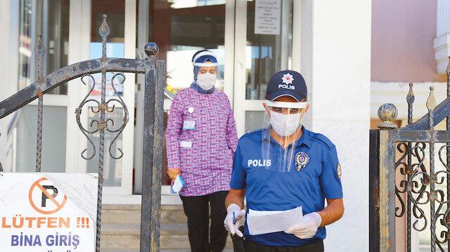 Çat kapı ekibi: Koronavirüs nedeniyle o ilde kapınız ansızın çalınabilir