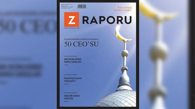 İslam dünyasında finans yılı: Z Raporu'nun ağustos sayısı bayilerde