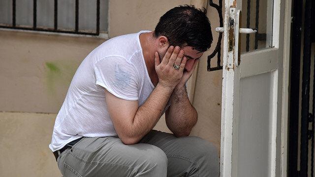 'Düştü' diyerek ağlamıştı döverek öldürdüğü ortaya çıktı