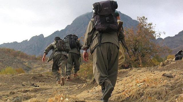 PKK'da çözülme devam ediyor: Bir terörist daha teslim oldu