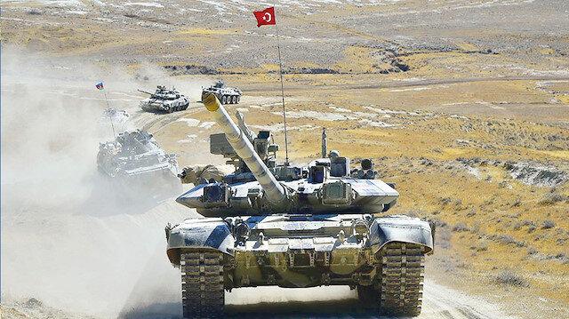 Azerbaycan Akdeniz Kalkanı'nda: İki kardeş ülke güç birliğini Doğu Akdeniz'e de yansıtmaya hazırlanıyor