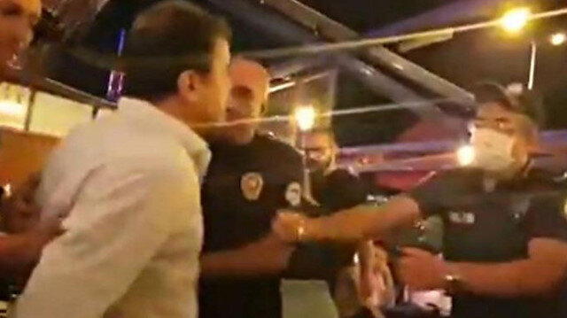 """""""Bana kimlik soramazsınız"""" diyen Hatay Baro Başkanı Dönmez'e Kılıçdaroğlu'ndan destek"""