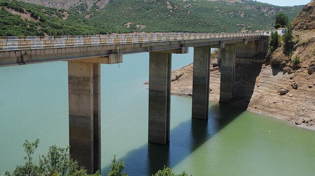 Gülistan Doku'dan 213'üncü günde: İz yok su seviyesi 15 metre düştü