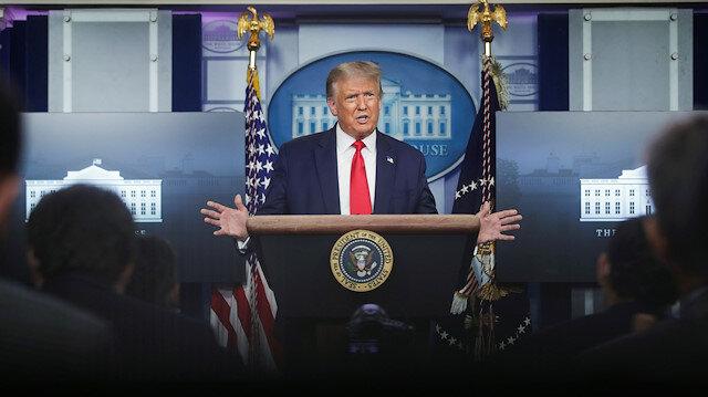ABD Başkanı Trump'tan dikkat çeken karantina açıklaması: Zararı yararından çok