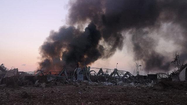 Lübnan Hizbullahı: Silah depolarımızın hedef alındığı iddiası gerçek dışıdır