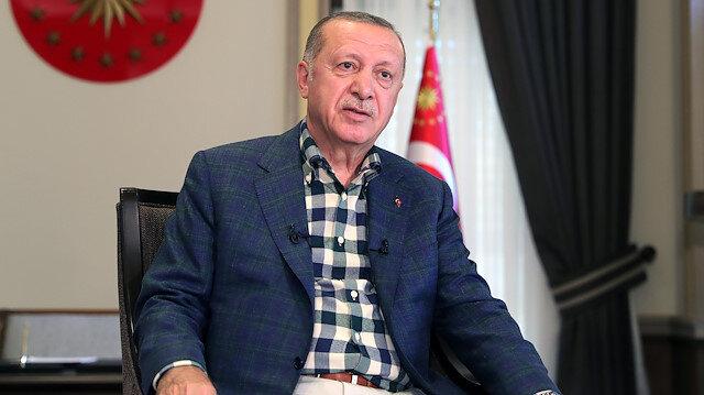 Cumhurbaşkanı Erdoğan'dan Lübnan paylaşımı: Türkiye olarak her zaman Lübnan'ın yanında olacağız