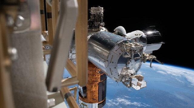 SpaceX kapsülü NASA astronotlarıyla beraber Dünya'ya döndü